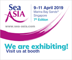 We are at Sea Asia 2019! Visit us at booth B2-F13 - Vanguarde Lifeboat